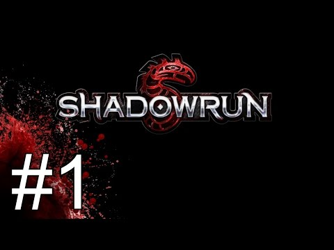 Roll4It Shadowrun 5.0 Tabletop - Part 1 - The Meet [Roll4It Shadowrun Stream]
