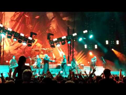 Disturbed feat. Geoff Tate, Mark Tremonti, Corey Lowery - Who Taught You How To Hate LIVE