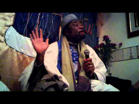 Speech By Sheikh Ahmed Tijani On The Topic Of Who Is Muhammad SallAllaho Alaihi Wasallam