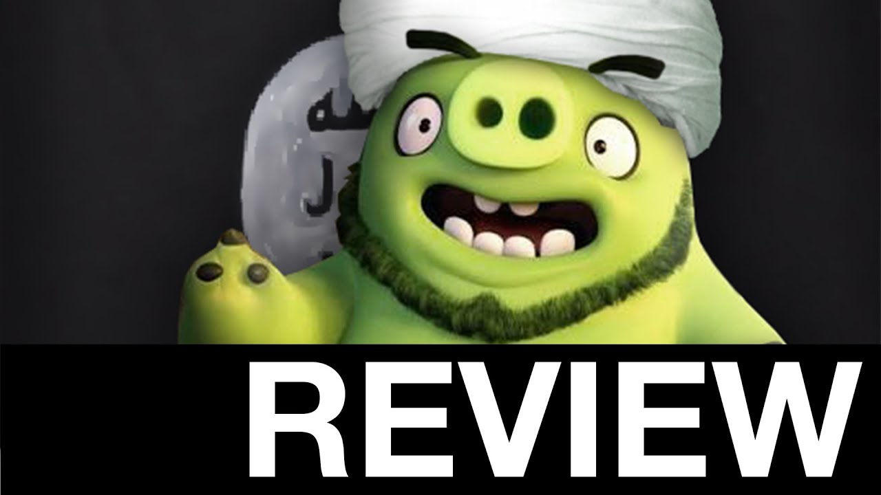 Angry Birds Movie Review: Absolutely Haram - Angry Birds Movie Review: Absolutely Haram