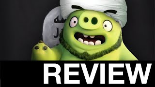 Angry Birds Movie Review: Absolutely Haram