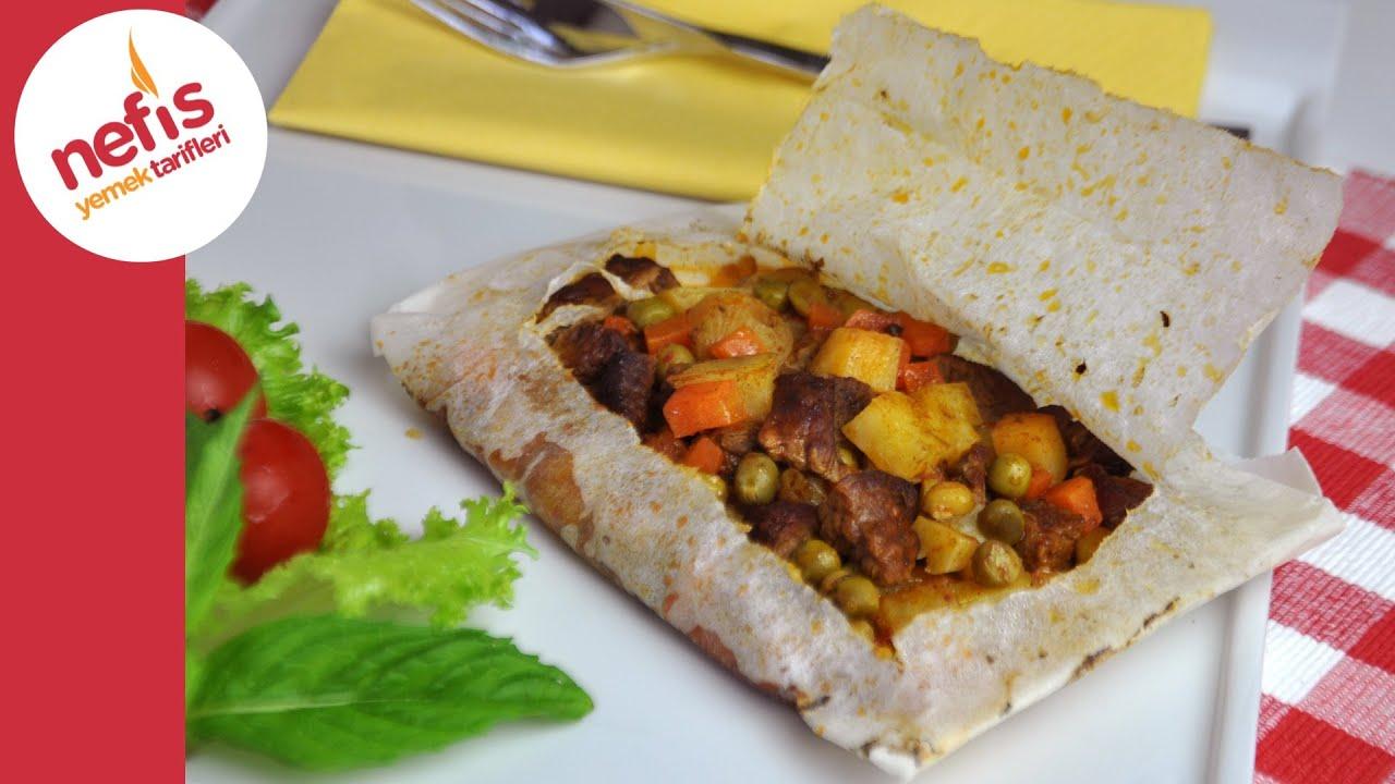 Kuskus Arap Yemeği Tarifi Videosu