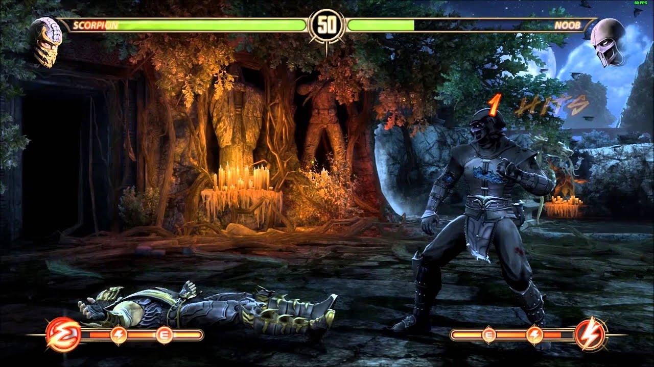 Mortal Kombat Komplete Edition / Story Mode / Chapter 2 - Sonya Blade - YouTube
