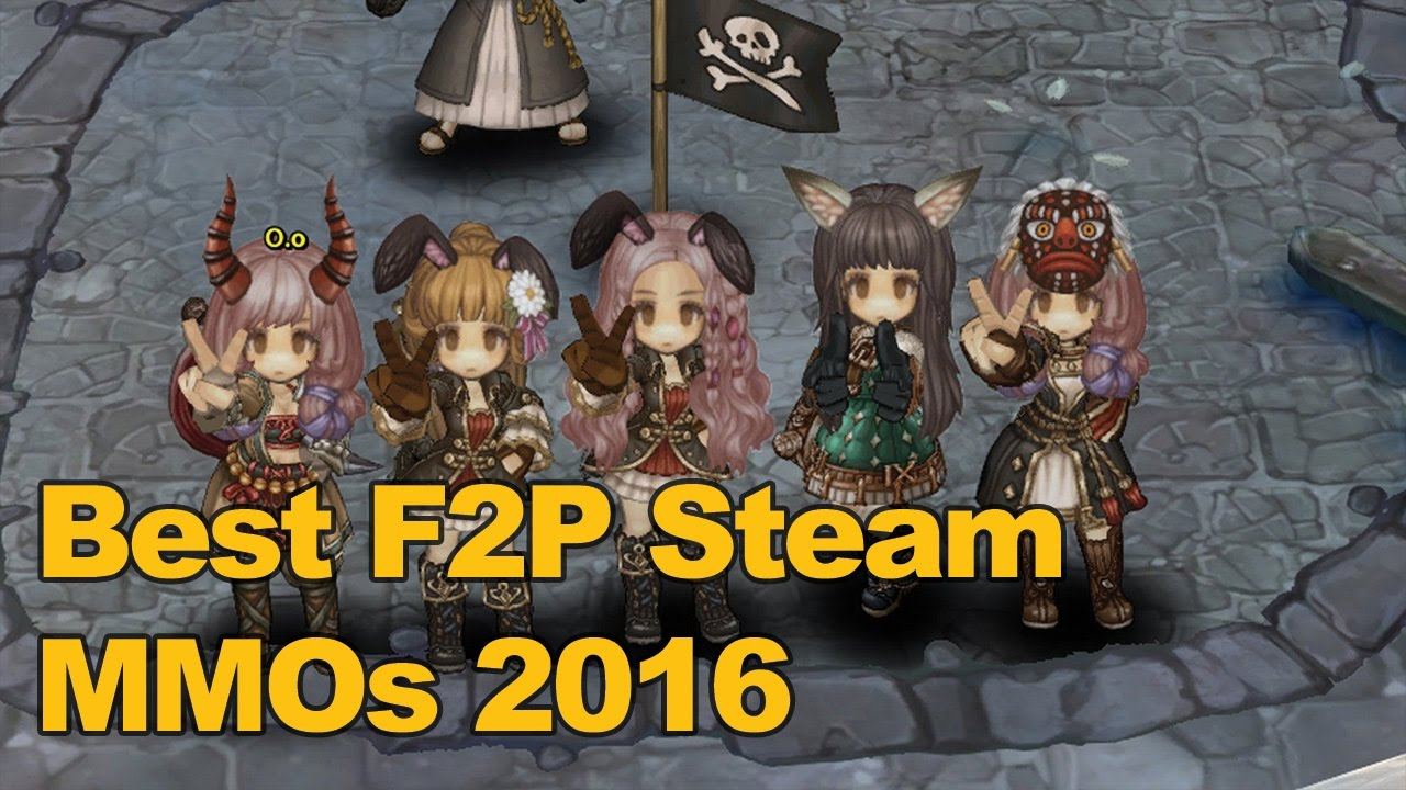 best free to play mmorpg steam