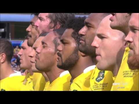 Rugby World Cup 2015 Group A Australia Vs Uruguay