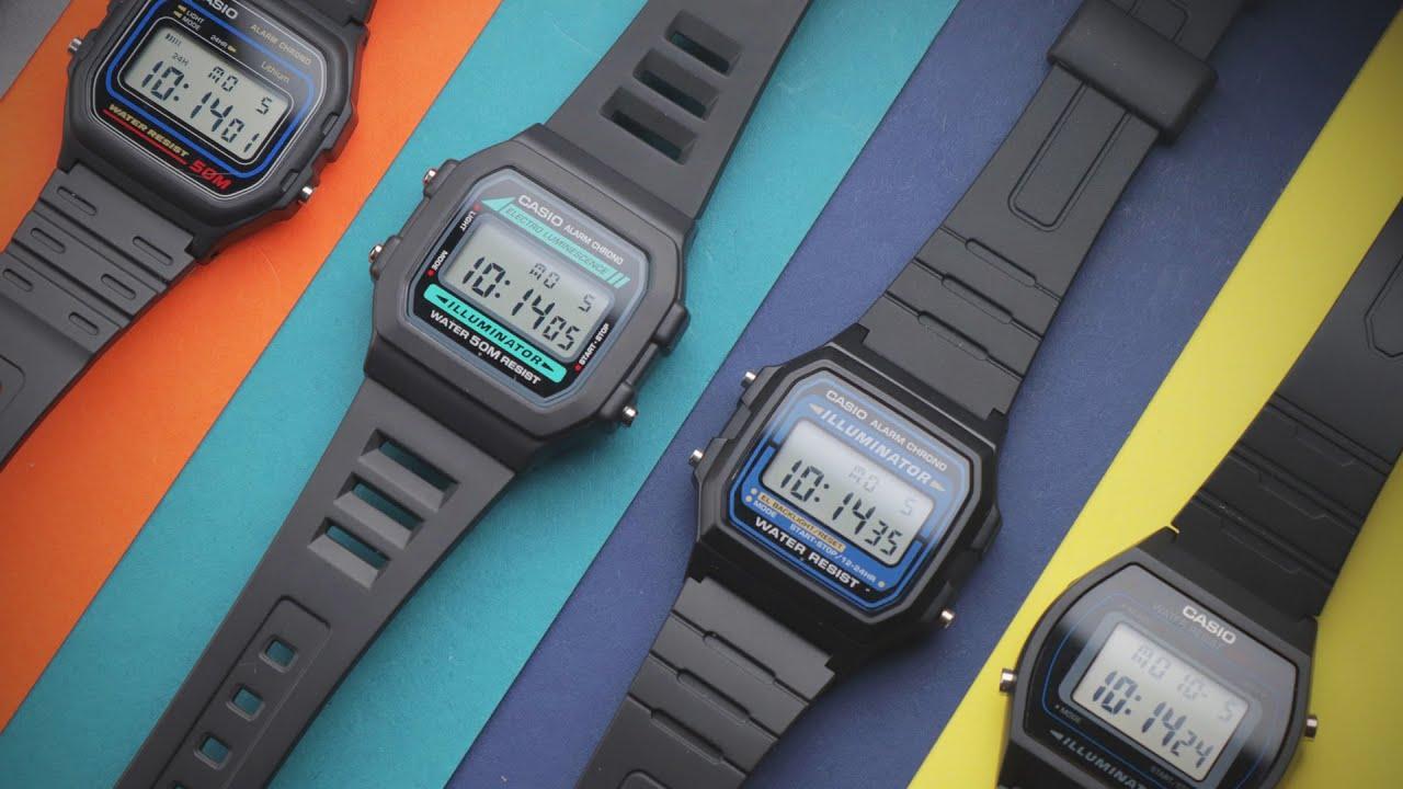 Download Which Cheap Digital Watch Is Best? - Casio F91 Alternative Roundup (5 Compared)