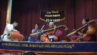 Download Kamalamba Bhajare - Kalyani (Part 1) - Ragam and Thanam on Veena MP3 song and Music Video