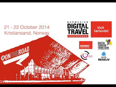 Norwegian Digital Travel Conference 2014 - Day 1Full