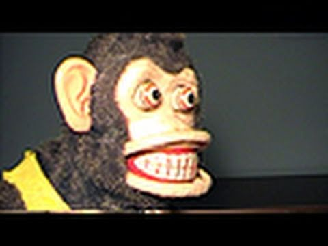 Vintage Daishin Musical Jolly Chimp Toy Review