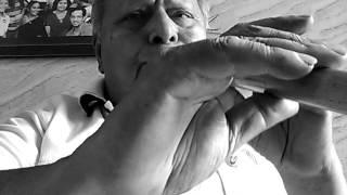 ab ke baras sawan mein - chupke chupke 1976- on flute kkbhatnagar
