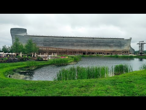 Researcher Discovers Who Was Really On Noah's Ark and Why They Were On There