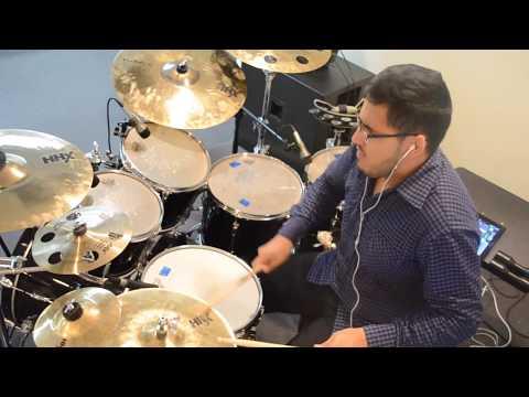 Los Muros Caeran - Miel San Marcos Drum Cover by Juan Sebastian Cuentas