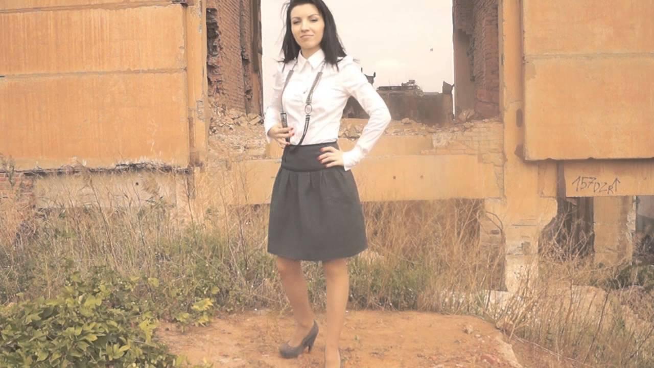 Женская белая рубашка с Aliexpress. - YouTube