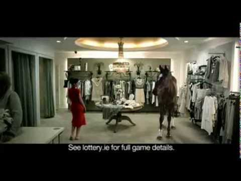 National Lottery Sweepstakes Ireland [Commercial 2010]