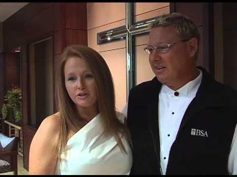 Amarillo Couple Throws Scrub Wedding