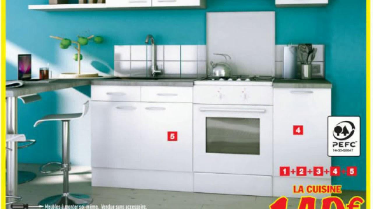 meubles cuisine brico depot