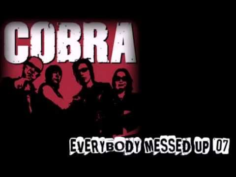 COBRA / EVERYBODY MESSED UP07