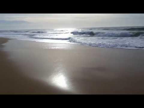 португалия.пляж трёх ветров .(прая до вау)