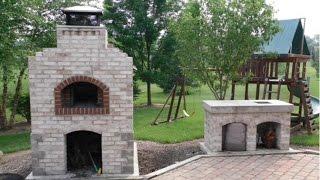 brick pizza oven