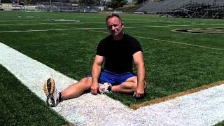 acl reconstruction surgery with coach tim adams
