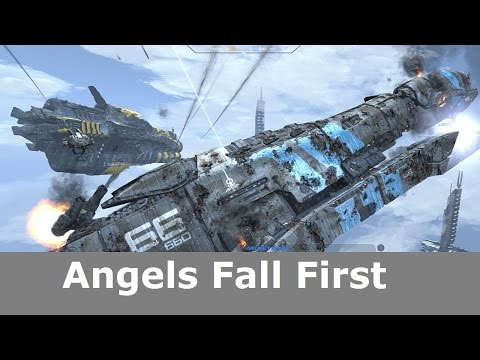 Angels Fall First - Capital Ship Scale Combined Arms FPS