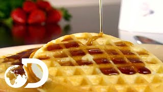 WAFFLES | How It's Made