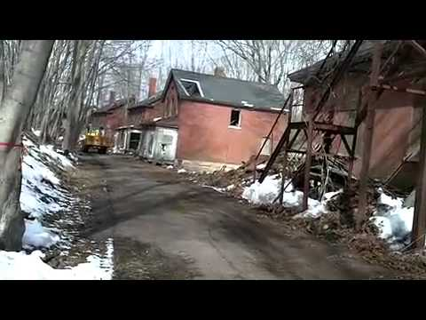 Exclusive: Peddocks Island final walkthrough, demolitions pending on Officers