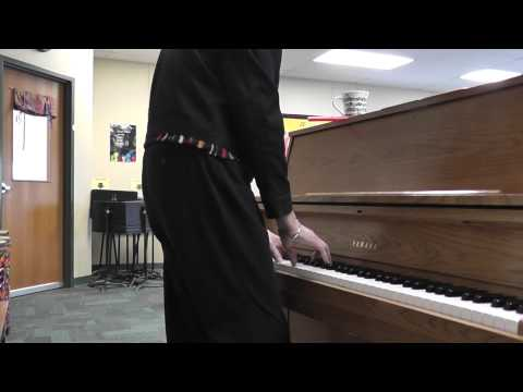 Play A Simple Melody--Cross Creek Charter Academy