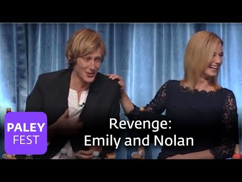 Revenge - Emily Thorne and Nolan Ross as Allies and Adversaries