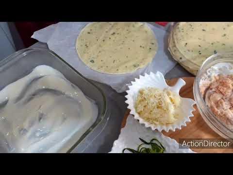 crêpes-salés-au-saumon-et-courgettes-أروع-اكلة-كريب-بالسومو-والقرع-الاخضر