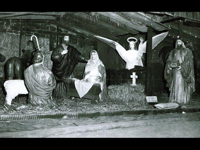 History of Agnes Dunhams Nativity Scene of Dunlap, Iowa