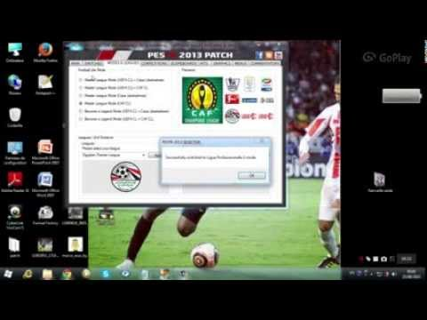 Tlcharger patch commentaire raouf khlif pes 2013