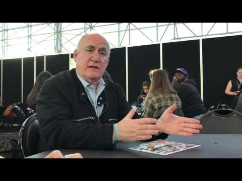 NYCC 2016: Marvel's Agents of SHIELD Interview with Jeph Loeb