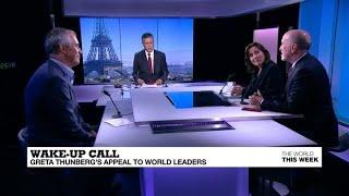Greta's anger, Trump & Boris Johnson's reckoning, Jacques Chirac's legacy