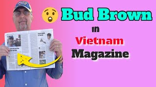 Featured in a Vietnamese Magaz…