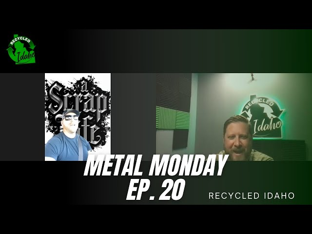 Metal Monday #20 with Nick and Brett, 2021
