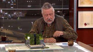 GW visar miniatyr av Malin Olssons brottsplats - Brottsjournalen (TV4)