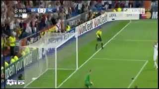 جميع اهداف كريستيانو رونالدو في دوري ابطال اوروبا 2012|2013 (12) هدف