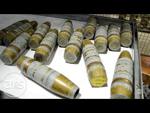 Exploring a chemical weapons destruction facility | Ars Technica