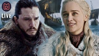 "Game of Thrones Staffel 8 Folge 1 ""Winterfell"" 