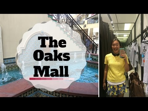 The Oaks Mall in Thousand Oaks, California!