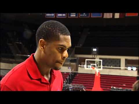 Yanick Moreira on SMU's conference title