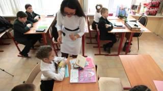 Видеоролик с завершенным фрагментом  учебного занятия. Учитель:  Галкина Ю. А.