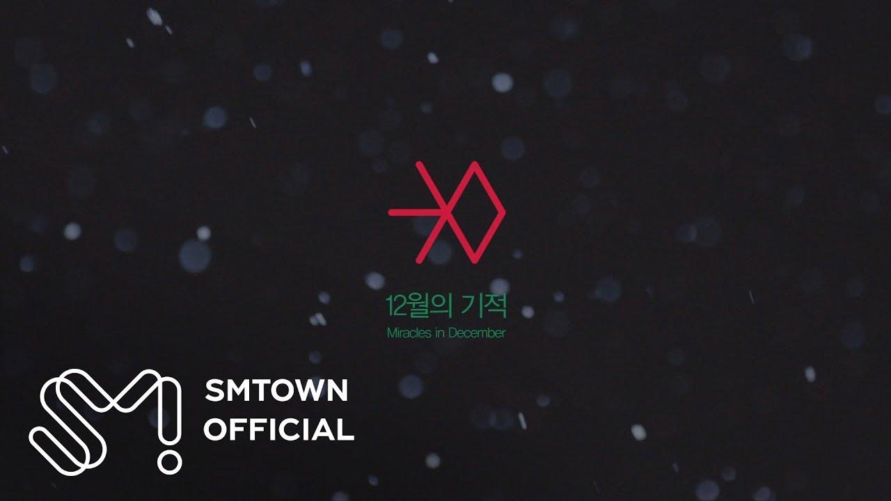 EXO_12월의 기적 (Miracles in December)_Music Video Teaser (Korean ver ) -  YouTube
