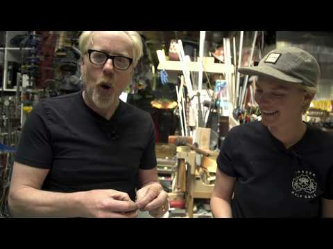 Adam Savage's One Day Builds: A Better Tape Dispenser!