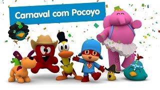 Carnaval com Pocoyo: 25 minutos de música e dança!