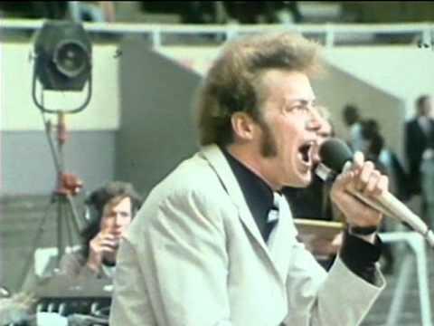 HEINZ BURT - C'mon Everybody  (1972)