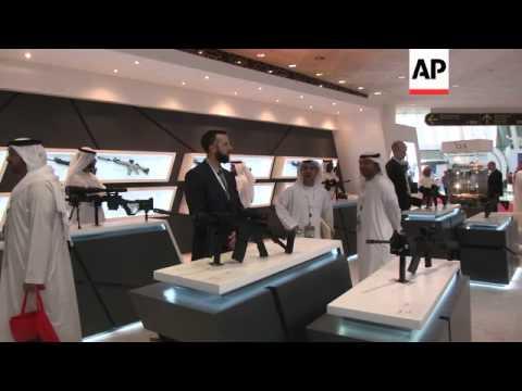 Emirates big spender at International Defence Exhibition