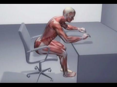 Болит шея и плечи при сидячей работе