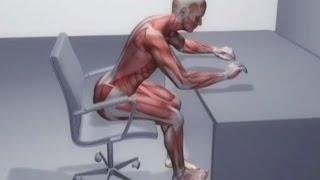 Смотреть видео  если мышцы на пояснице очень твердая и болит